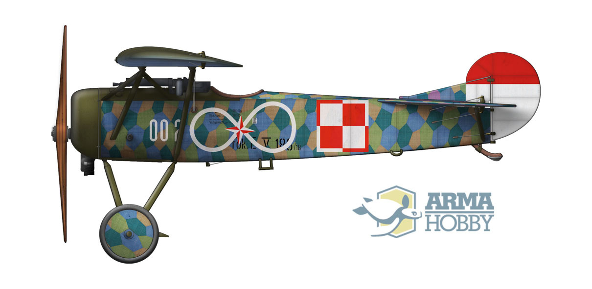 """Ten drugi"" Fokker"
