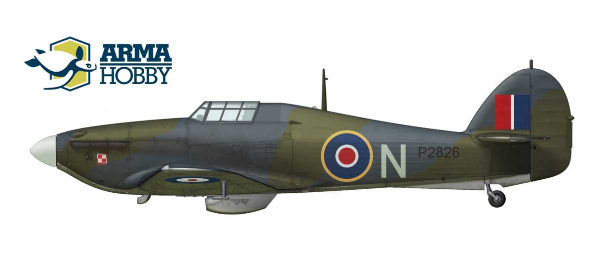 Polish Sea Hurricane Mk Ia