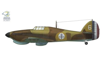 The French Hurricane Z4615