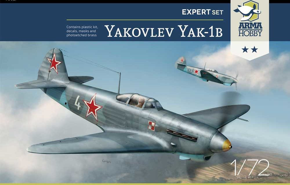 Yak-1b from Arma Hobby in Review