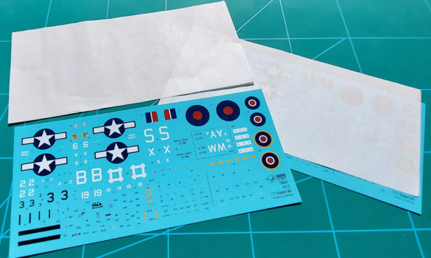 FM-2 Wildcat Expert Set decals