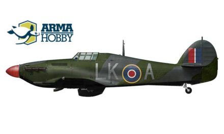 Hurricane Mk.IIc – a Jack of all trades