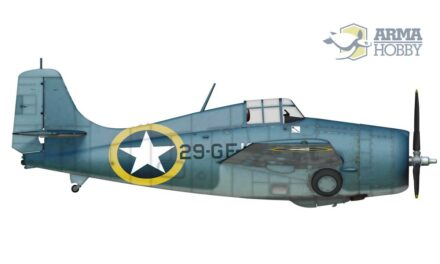 F4F-4 Wildcats from VGF-29 in Operation Torch