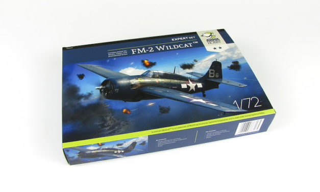 """Trademarked Wildcat"" – Arma Hobby kit review by TRL"