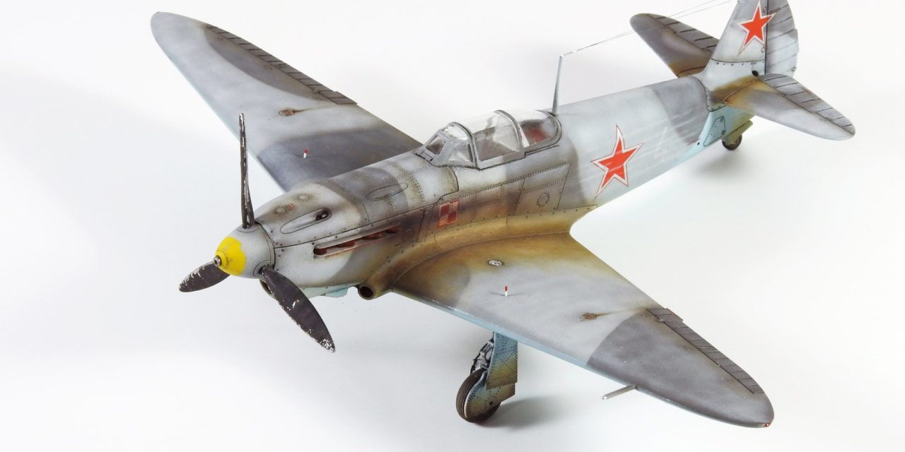 Yak-1b Expert Set – Step-By-Step with Ammo Mig