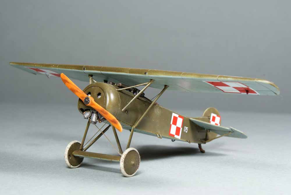 Fokker E.V Junior Set – Model Gallery – Artur Rzepka