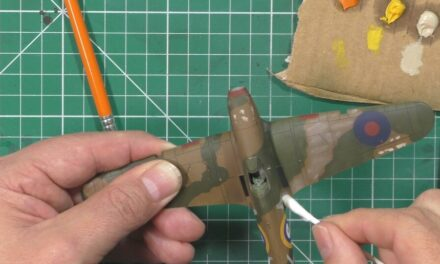 "Hurricane Mk I ""Battle of Britain"" – video – poradnik modelarski"