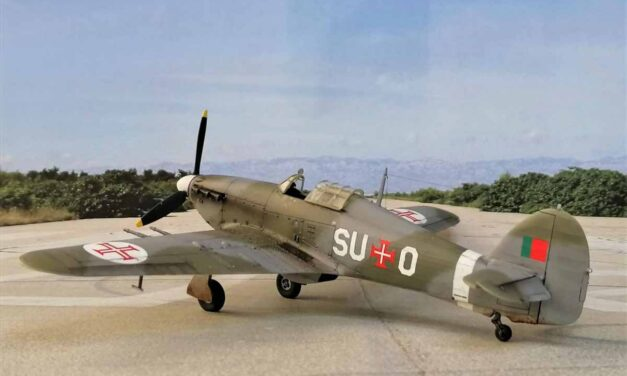 Hurricane IIc Model Kit – Galeria – Manuel Magrinho
