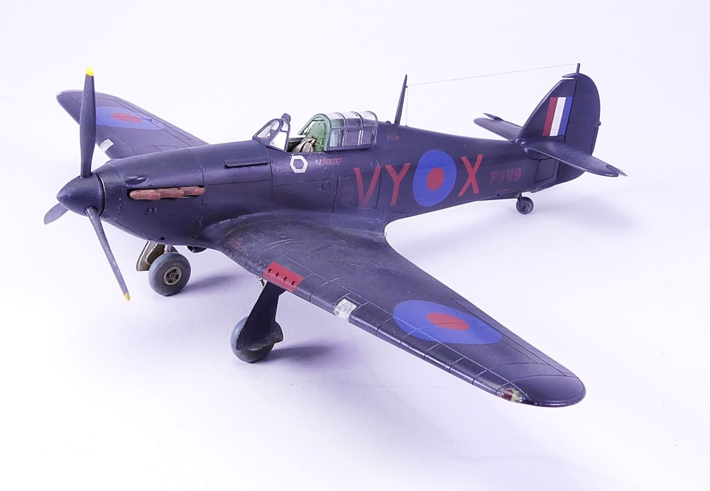 Night Hurricane Mk I