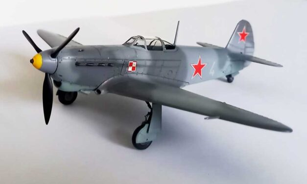 Yak-1b Expert Set – Gallery – Simon Desplanque