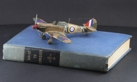 "Hurricane Mk I ""Battle of Britain"" – Galeria – Craig Boon"