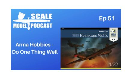 Arma Hobby – wywiad na Scale Model Podcast