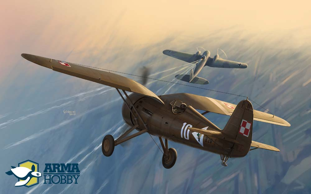 PZL P.11c Model Kit – Available Soon