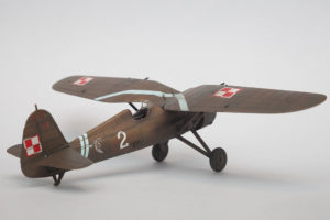 model pzl p.11c junior set