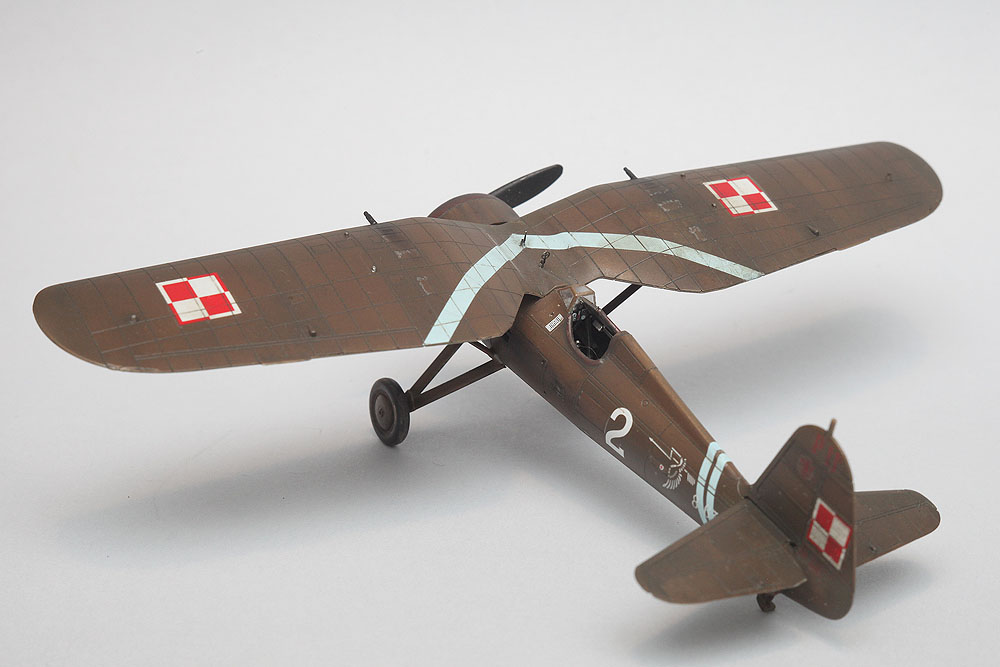 p.11c junior set model kit