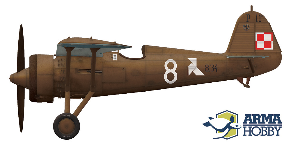 """PZL Elevens"" of Cracow. Part II – painting schemes"
