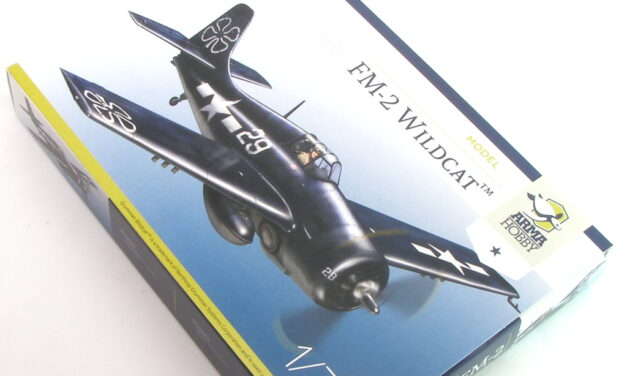 Recenzja FM-2 Wildcat Model Kit – KFS Miniatures