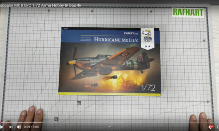 Hurricane II b/c Expert Set – video recenzja – Rafhart