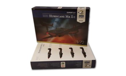 Hurricane Mk IIc Expert Set – Arma Hobby – Review