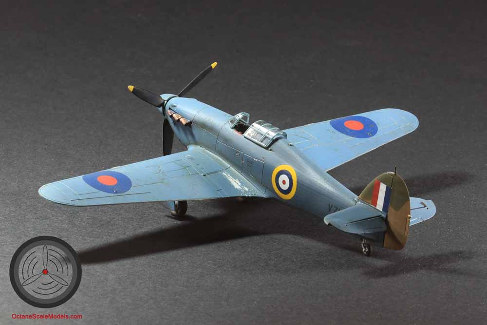 Hurricane Mk I from Malta- gallery – Craig Boon