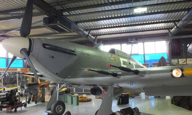 Hurricane Mk IIc – Walkaround – The Spitfire & Hurricane Memorial Museum