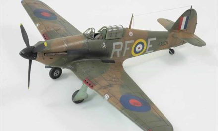 Hurricane Mk I  Squadron 303 – Gallery – Mike Williams