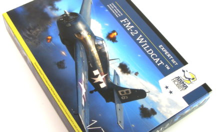 FM-2 Wildcat™ inbox review by KFS miniatures
