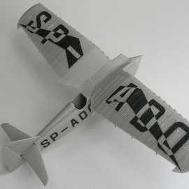 decals test 1:48 PZL P.1