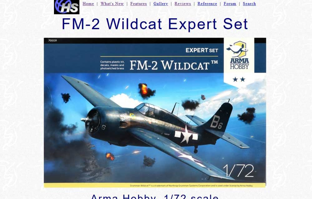 FM-2 Wildcat™ Expert Set inbox review on Hyperscale