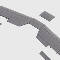 Correction set for 1/72 RWD-8 kit from IBG