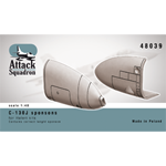 More 1/48 Attack Squadron accessories