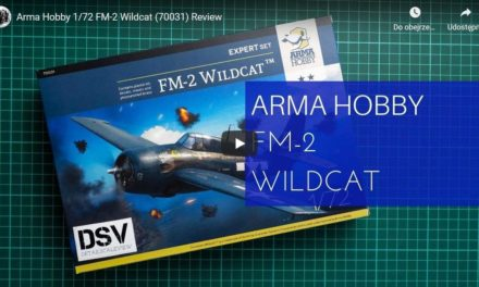 FM-2 Wildcat – Video inbox – Wiktor Mulin