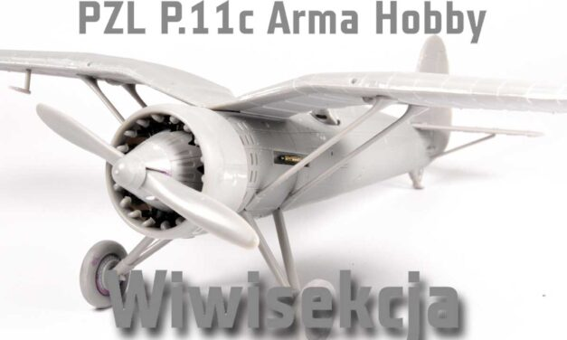 Vivisection – PZL P.11c 1/48 – KFS-Miniatures