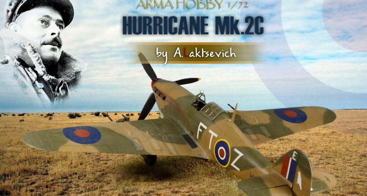 Hurricane Mk IIc Expert Set – Galeria – Aliaksandr Laktsevich