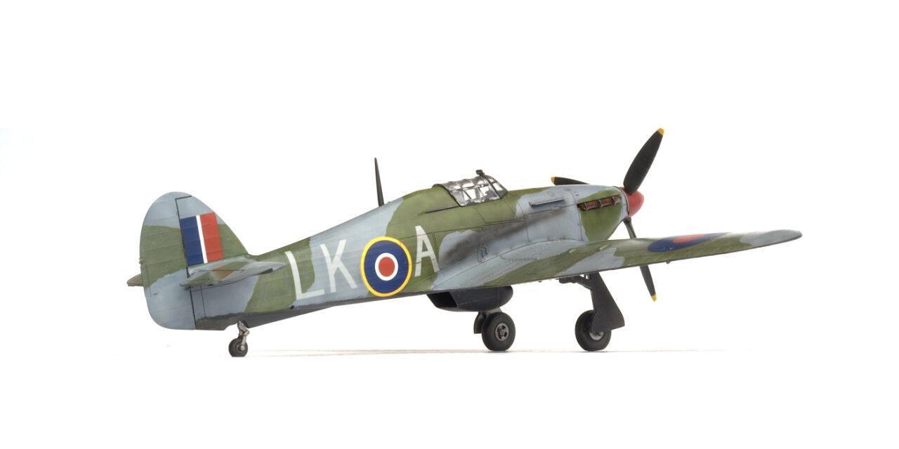 Hurricane Mk IIc Expert Set – Galeria – Artur Rzepka