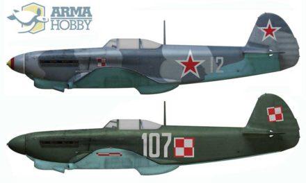 """1 Pułk Lotnictwa Myśliwskiego """"Warszawa"""" 1943-45"""