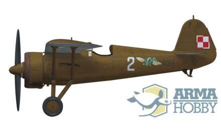 "Squadron Leader Wacław Łapkowski – the Rider of Flying Salamander ""2"""