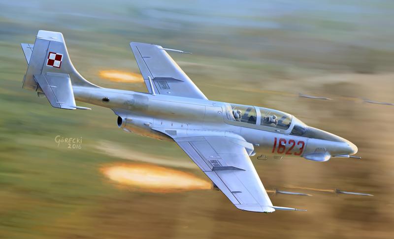TS-11 Iskra bis DF – nowy zestaw Expert