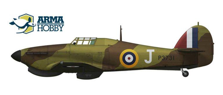 Colour Profile Hurricane P3731/J