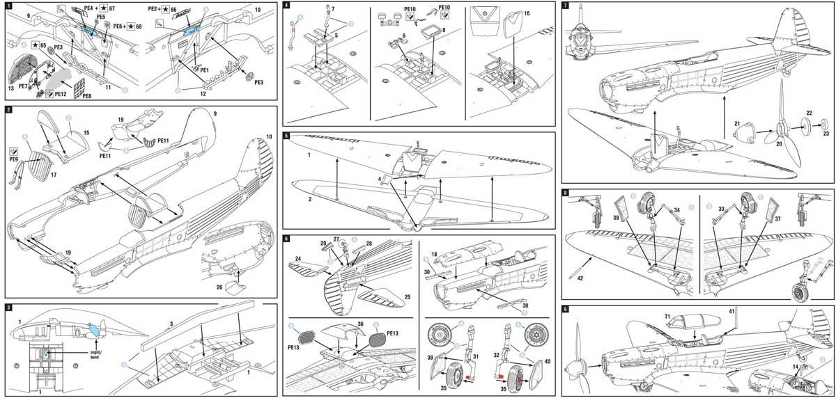 Instrukcja modelu Jak-1b Expert Set