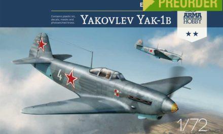 Yak-1b Early Bird Sale