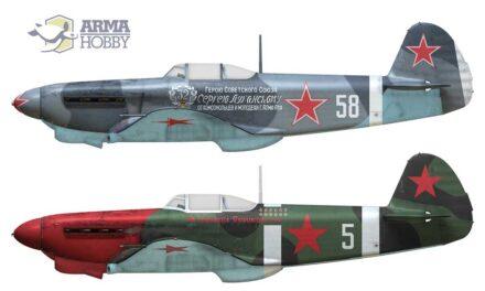 Jak-1b – Samoloty Sowieckich Asów
