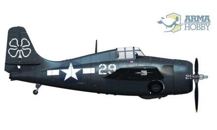Wildcaty z USS Petrof Bay i Kamikaze nad Okinawą