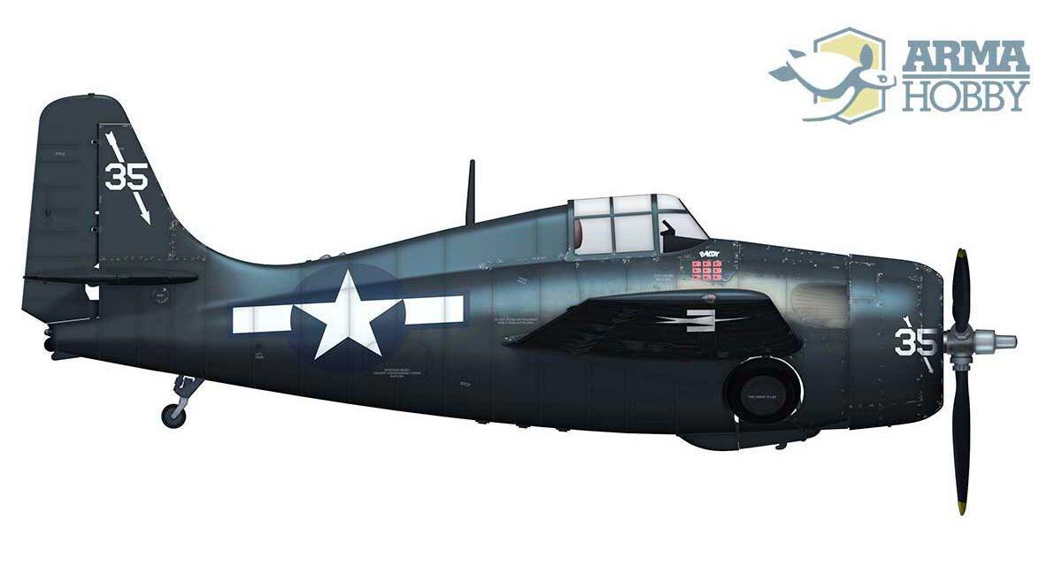 """The """"Saints"""" Squadron –  US Navy most successful Wildcat unit"""