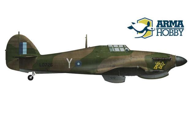 Daisy Bell, Hurricane Mk IIc