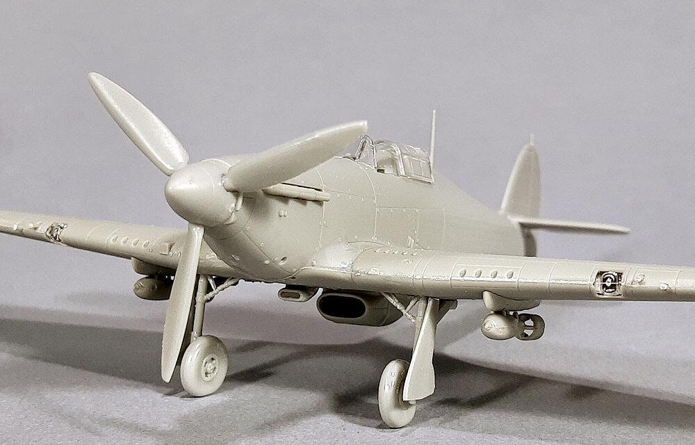 Zapowiedź modelu Hurricane Mk IIb – Arma Hobby 1/72