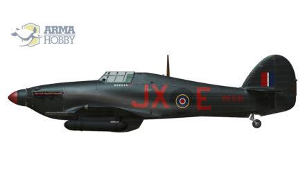 Karel Kuttelwascher – the most effective Hurricane night fighter pilot