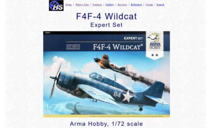 F4F-4 Wildcat – Review Hyperscale – Brett Green
