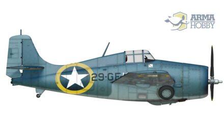 F4F-4 Wildcat z VGF-29 i Operacja Torch