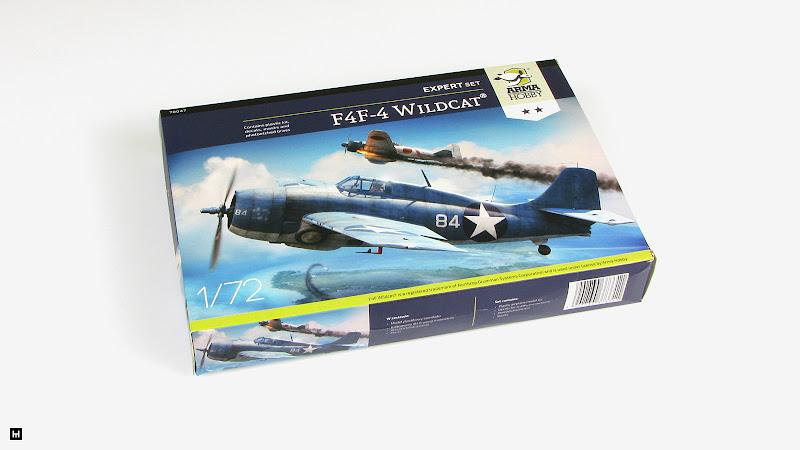 F4F-4 Wildcat Expert Set – Review – TRL
